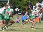 BYRON Bay Rugby Union Club's Tim Ahern was amazed by the top-tier skills on display in the 25th annual Byron Bay Sevens at the weekend.