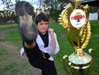 Zak's attack wins him a world title