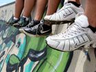 Skate Park in South Tweed Heads. Photo Gallery. Photo: John Gass / Daily News