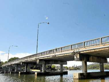 BRIDGE REPAIRS: Noosa Council sees the Munna Point bridge fix as one of its priorities.