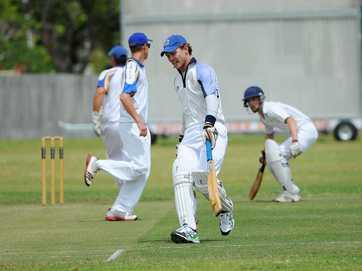 Cricket:  Sawtell vs Dorrigo at Richardsons Oval