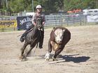 MORE than 2200 horse and rider combinations are putting their talent to the test at the 2015 Warwick Rodeo and Campdraft this week.