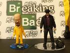 A FLORIDA mum has launched a petition to ban the sale of Breaking Bad dolls, claiming the figures with detachable sacks of fake meth went against family values.
