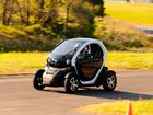 THE Renault Twizy two-seat quadricycle could be the future of transport in towns and cities.