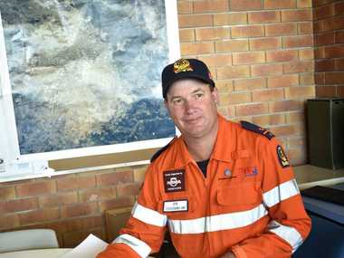 Toowoomba Regional SES Unit Deputy Local Controller Robert Hall was named Regional Member of the Year at a ceremony on Wednesday evening.