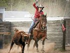 Rodeo royalty hits ring in Warwick
