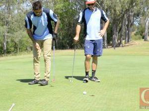 Ipswich Hospice charity golf day