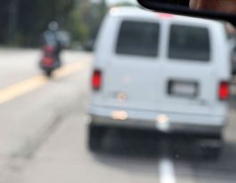 The top five bad habits driving city's road users crazy