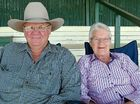 FEEDLOT PIONEERS: Robert and Jennifer Brooks from Murgon were among the first cattle producers in Queensland to go into feedlotting on a sizeable scale. They say the grain prices of today make it hard to make a profit in cattle.