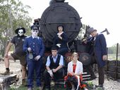 A GHOST train, a haunting and Halloween... what more could you ask for in Ipswich this weekend!