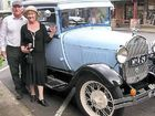 85-year-old car heads around Australia