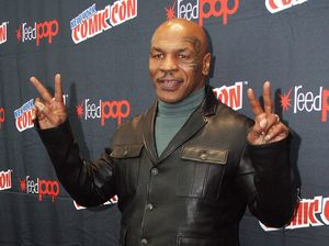 Mike Tyson used same 'low-life dealer' as Robin Williams