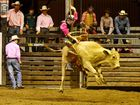 VIDEO: Crowd in the pink at rodeo at Great Western
