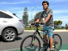 A COOLUM cyclist has told of the intimidation on Sunshine Coast bicycle runs dominated by packs of racing riders.