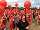 DANIEL Morcombe's mother Denise has vowed to keep running Walk for Daniels for as long as people keep coming after 1200 people walked on the Sunshine Coast today.