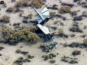 VIRGIN Galactic crash: SpaceShipTwo accident in Mojave Desert blamed on human error, gaps in pilot training and braking issues.