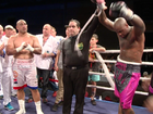 Malik Scott defeats Alex Leapai in Logan
