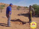 Desert survival: Finding water with a solar still