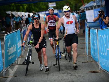 One-day insurance race fees for amateur triathletes will be reduced next season.