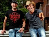FOR country singer Drew McAlister, one half of McAlister Kemp, it's the feeling of creating music and performing to thousands of fans that never gets old.
