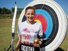 Sport could take young archer to the Olympics