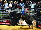 """SUNSHINE Coast bull riding fans have witnessed the world's """"greatest"""" bull rider for the first time in Australian history."""