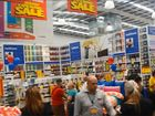GLADSTONE residents can now shop at Spotlight, without having to travel to Rockhampton or Bundaberg.