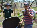 Junior Landcare at zoo
