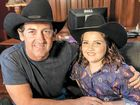 FOR 16-year-old Keely Johnson the chance to a song with her country music idol Lee Kernaghan was a dream she never thought would be possible.