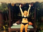 Julie Cross posted a picture of herself in a bikini on Facebook to make a point.