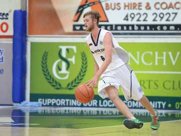 Hegvold Stadium hosted a basketball clash between Rockhampton and Mackay over the weekend.