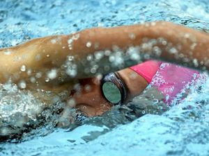 POOL SPRINTER: Trinity Swimming Club member Elsie Cooper has qualified for the Australian Age Championships in April.