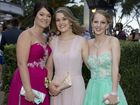 LUCKY to miss the storm on the night of their formal, Toowoomba High School Mt Lofty Campus graduates brought the glamour of Hollywood to Picnic Point.