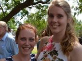 SCHOOL-LEAVER Rebekah Bardsley is one of a growing number of students travelling to destinations other than the Gold Coast for schoolies week celebrations.