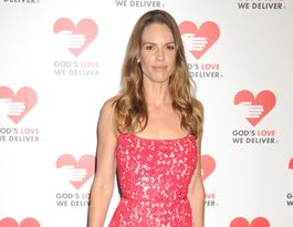 Hilary Swank scaling back work to look after her father