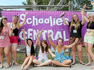 ENJOYING SCHOOLIES: More than 25,000 students are expected to join in this year's Schoolies celebrations on the Gold Coast.