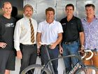 "Cricks Auto Group heads for ""world's toughest bike race"""