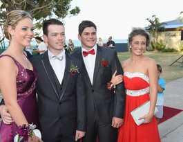 Hervey Bay High School formal 2014