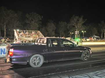 The final round of the Central Queensland Drag Racing Series finished an outstanding year.