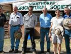 Stanthorpe Show must go on, despite drought