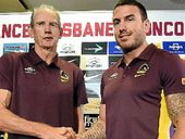 DARIUS Boyd says he has dealt with the depression that forced him to miss the last two months of the 2014 NRL season, and is excited about returning.