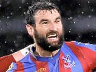 SOCCEROOS captain Mile Jedinak has heaped more pain on Liverpool manager Brendan Rodgers, scoring from a free kick in Crystal Palace's win against the Reds.