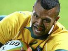 TROUBLED Wallabies utility back Kurtley Beale could replace outside centre Tevita Kuridrani for the Test against England at Twickenham on Sunday morning.