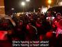 WATCH: Ferguson riots - police fire tear gas, rubber bullets