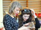 LORDE has recalled the hilarious moment when she was mistaken for Taylor Swift's manager, an accident which they went along with for a joke.