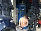 Rebels blitz by Taskforce Maxima: 75 facing 252 charges