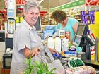 Coles checkout operator makes people's day