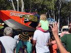 Plenty of spectators got out to have a look at the superboats on parade and racing in Hervey Bay during the weekend.