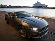 THE all-new Ford Mustang will start from $44,990 when it arrives in Australia later this year.