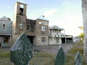 FLASHBACK: The Nostalgia Town theme park has gone and will be replaced by a $100 million luxury over-50s village.